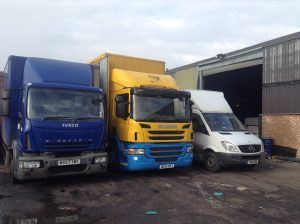 Shredding Vehicles in Luton